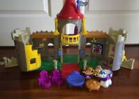 Fisher Price Little People Lil' Kingdom Castle