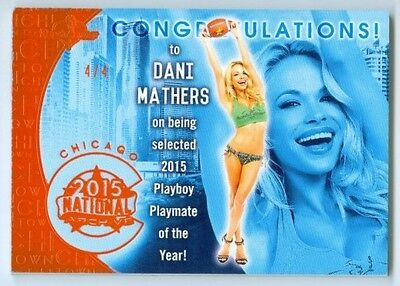 Dani Mathers  Congratulations Pmoy Base  4 4  Benchwarmer National Archive 2015