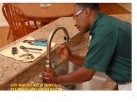 Plumber, combi boiler, gas cooker, tap, radiator, installation and repair, unblock sink, toilet.