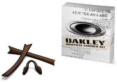 Oakley Radar Frame Accessory Kit Rotbeer Nasenpads Bügelenden Ersatzteil Brille