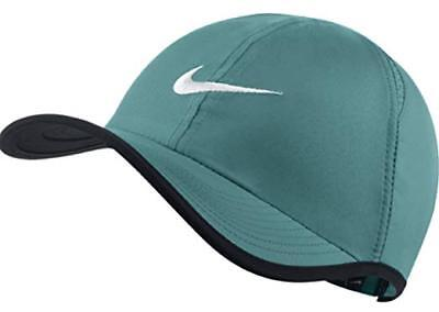 217448a81db72 Nike Youth Featherlight Adjustable Cap Hat Jade New 611815