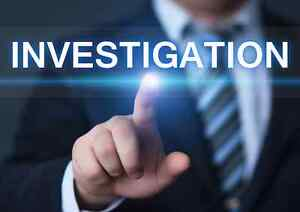 Private Investigators! Surveillance-Background Checks- Kingston