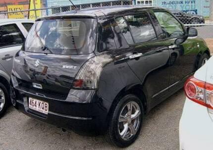 2007 Suzuki Swift Hatchback