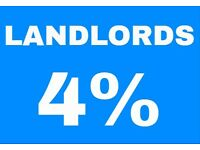 4% Landlords Guaranteed Rent London Kensington Paddington Ealing Richmond Hounslow Kingston