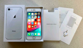 Apple iPhone 8 64GB Unlocked Excellent Condition Fully Boxed
