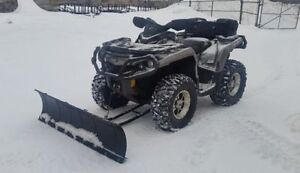 """COMPLETE 60"""" SNOW PLOW KIT $399.99 LIMITED STOCK SALE"""
