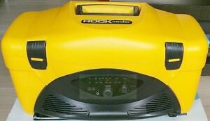 Rock Cooler Box, with Built-In Radio (Fm/Am)