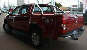 2016 Holden Colorado RG MY16 LTZ Crew Cab Red 6 Speed Sports Automatic Utility Gosnells Gosnells Area Preview