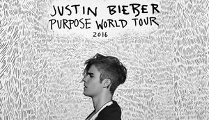 Justin Bieber | Bell Centre, Montreal | 2 tickets for sale