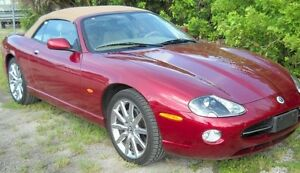 2006 Jaguar XK8 Victory Edition Coupe (2 door)