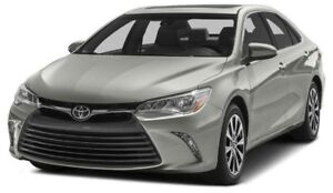 2015 Toyota Camry XLE ALLOYS; LEATHER; HEATED SEATS; P/SEAT;...