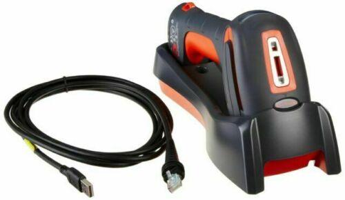 Honeywell 1911i1DER-3USB Granit Wireless USB Barcode Scanner Kit - Red - NOB
