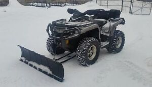 "COMPLETE 60"" SNOW PLOW KIT $399.99 LIMITED STOCK SALE"