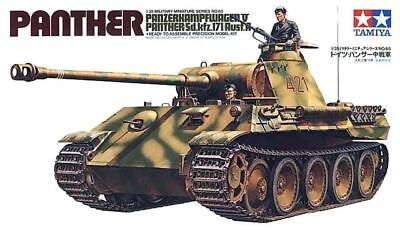 Tamiya German Panther Medium SdKfz. 171 Tank 1/35 Scale #35065