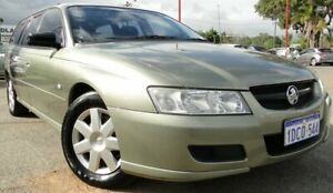 2005 Holden Commodore VZ Executive Green 4 Speed Automatic Wagon Bellevue Swan Area Preview