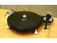 Ex Demo Michel Tecno Dec Turntable with Modified Rega RB250 arm