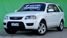 2011 Ford Territory SY Mkii TX White 4 Speed Sports Automatic Wagon Ringwood East Maroondah Area Preview