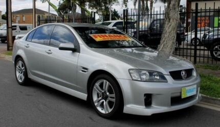 2006 Holden Commodore VE SV6 Silver 5 Speed Automatic Sedan Hillcrest Port Adelaide Area Preview