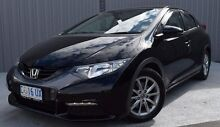 2012 Honda Civic 9th Gen VTi-L Black 5 Speed Sports Automatic Hatchback Invermay Launceston Area Preview