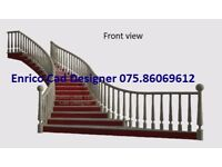 Have you got a wooden or maintenance problem? Carpenter, Joiner and Cad designer for you