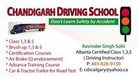 Driving School / Driving Instructor