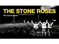 2 Stone Roses standing tickets for Sat 17th June Wembley Stadium