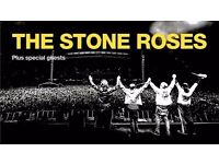 Two Standing / Unreserved Seat tickets for The Stone Roses at Wembley Stadium - 17/06/2016