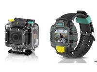 EE ACTION CAM WITH LIVE VIEWFINDER WATCH