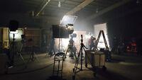 Need Actors for movie shooting in Edmonton