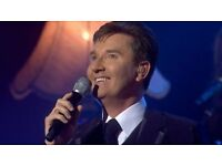 DANIEL O'DONNELL - INEC Killarney, Ireland - Weds 10th August 7pm