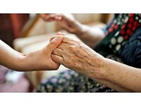 FULL AND PART TIME CARE WORKERS NEEDED- FULL TRAINING AND NVQ's PROVIDED