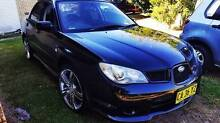 2006 SUBARU IMPREZA SEDAN, RWC, 6 MTHS REGO, FINANCE AVAILABLE Kippa-ring Redcliffe Area Preview
