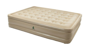 Queen Air Bed Double High with Integrated Pump in Amherstburg