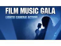 Film Music Gala in Royal Albert Hall