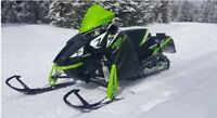 """2018 Arctic Cat XF 8000 137"""" Cross Country Limited ES EB Guelph Ontario Preview"""