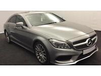 Mercedes-Benz CLS220 AMG FROM £139 PER WEEK!