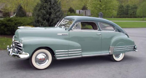 Wanted 1942-1948 chevrolet fleetline and others