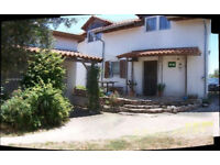 House in thought after location near Castelo Bode and town of Tomar, Central Portugal 5400 sqm