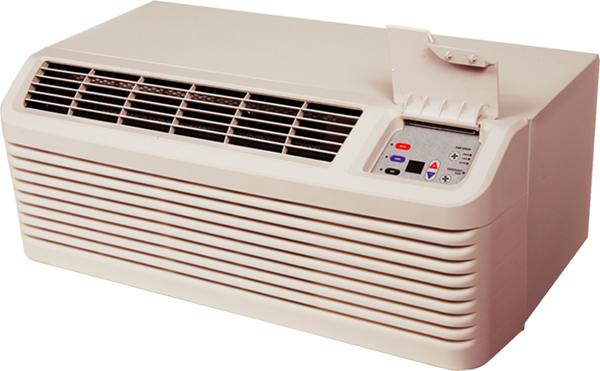 Amana PTAC Units PTH** Series Air Conditioning w/Elec HP Hea