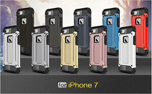High quality Shockproof Protective Cover Case For iPhone 7.