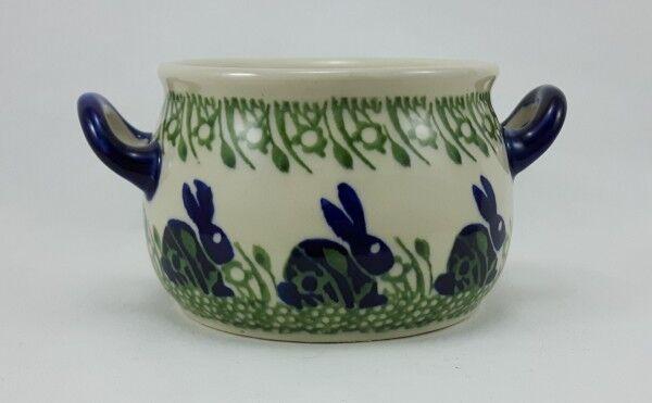 Hitze- und Kältebeständig B006-70A Bunzlauer Keramik Suppentasse 0,3Liter,