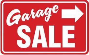 Looking For Garage Sales Vendors
