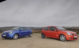 Wanted Clio 172/182 Cup.
