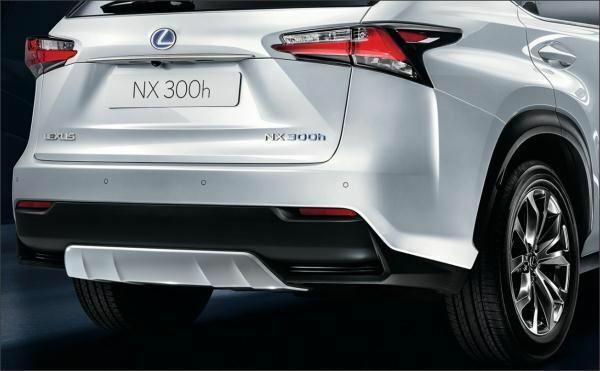 Genuine Lexus NX Rear Skirt 2.5L Hybrid & 2.0L Petrol 07/14 To Present