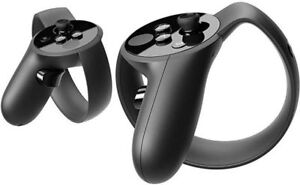 Oculus Touch Controllers w Lighthouse (VR)