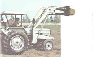 WANTED TO BUY: WHITE 2-50 TRACTOR