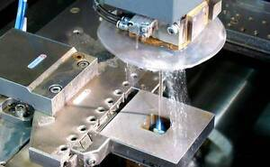 EDM CUTTING Z WIRE & TOOL DESIGN CUT SERVICE ALUMINUM STEEL Oakville / Halton Region Toronto (GTA) image 2