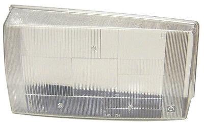 HEAD LIGHT LAMP LENS LEFT DRIVERS SIDE   VOLVO 240 HLPV081