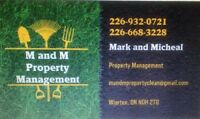 M and M Property Management