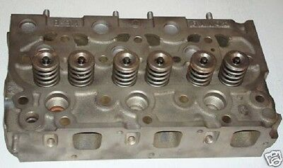 New Kubota D1402 Cylinder Head Complete W Valves
